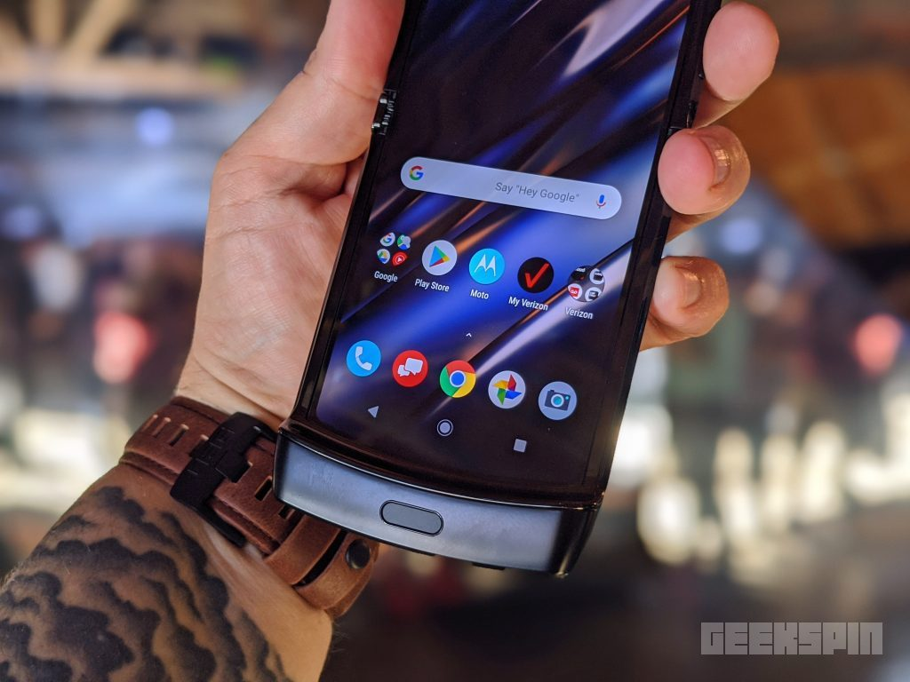 Moto Razr hands-on and first impressions 14