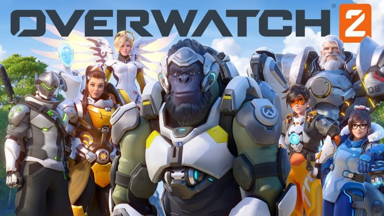 Overwatch 2 announced at Blizzcon 2019 13