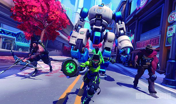 Overwatch 2 announced at Blizzcon 2019 17