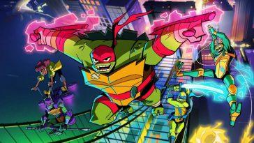 rise of the teenage mutant ninja 364x205 - Disney who? Netflix announces multi-year partnership with Nickelodeon