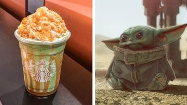 Baby Yoda Frappuccino is the newest Disney-inspired Starbucks secret menu drink 16