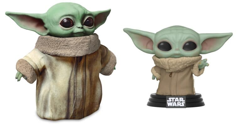 Baby Yoda Funko Pop figures are now available for pre-order 12