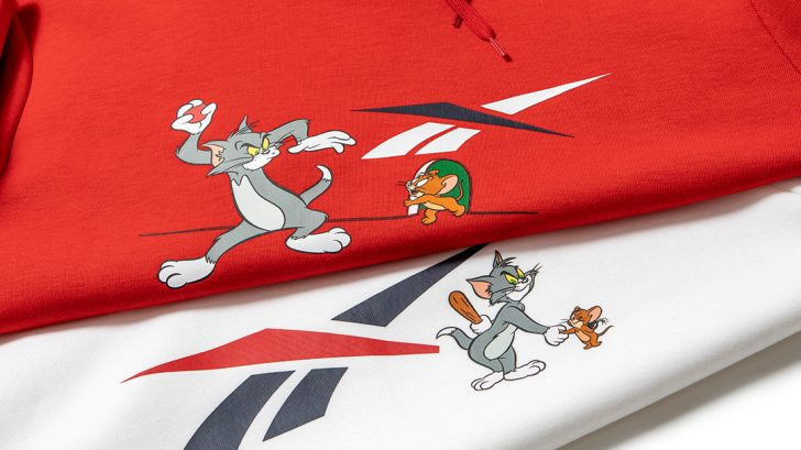 Reebok's wacky Tom and Jerry collection will bring out the kid in you 20
