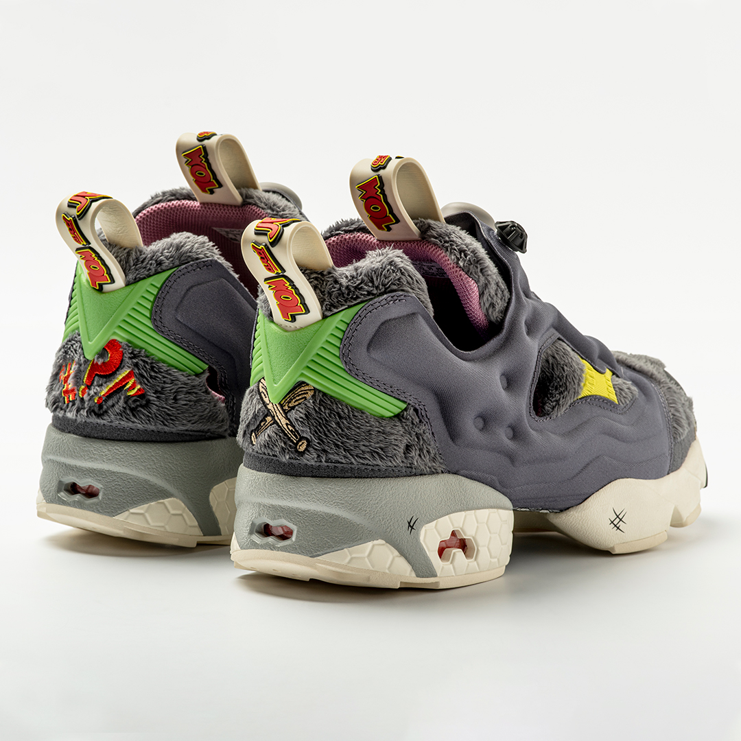 Reebok's wacky Tom and Jerry collection will bring out the kid in you 13