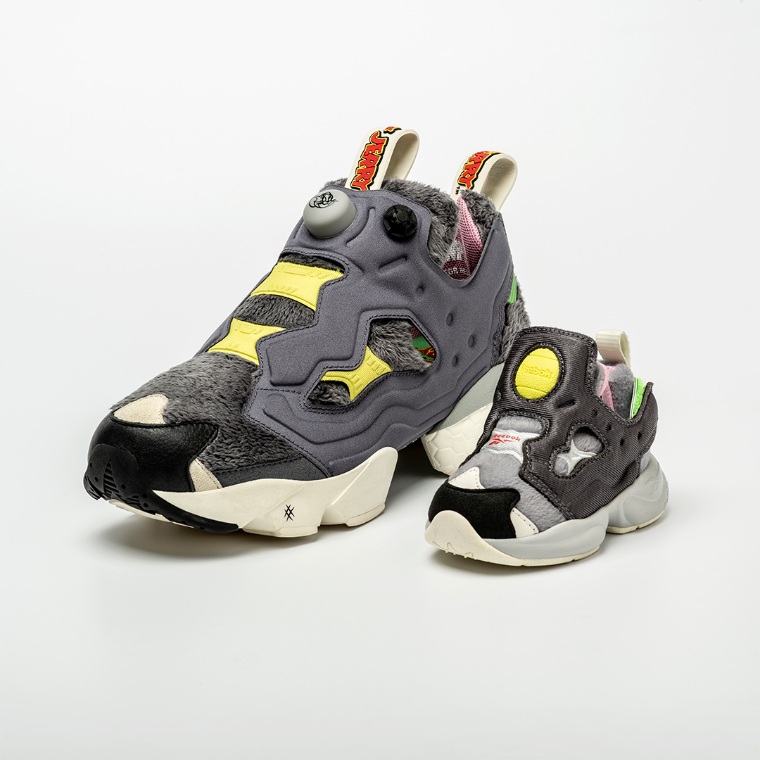 Reebok's wacky Tom and Jerry collection will bring out the kid in you 12