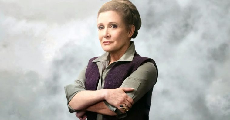 Carrie Fisher's brother found an after-death note written by the Star Wars actress 12
