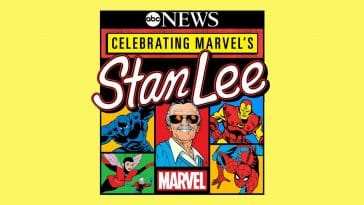 Celebrating Marvel's Stan Lee primetime special will air this December on ABC 14