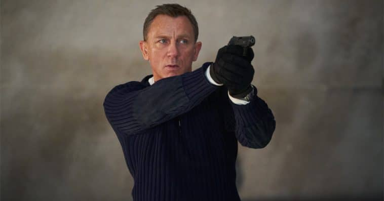 Daniel Craig's James Bond is back in action in No Time to Die trailer and stills 12