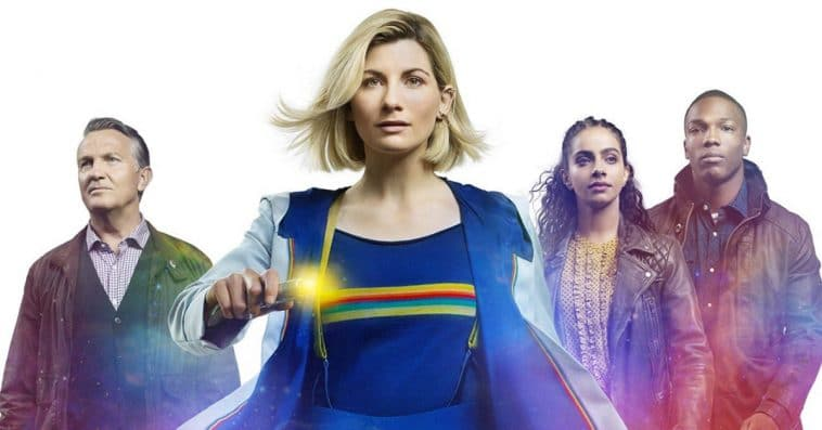 The new Doctor Who Season 12 trailer reveals the show's return date 10