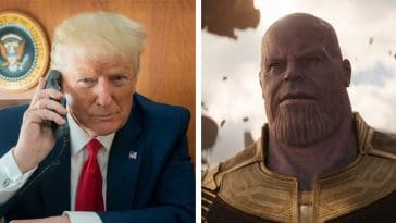 Trump's team compares the president to Thanos in a new campaign video 19