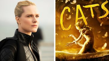 Evan Rachel Wood on the Cats movie: It's maybe the worst thing I've ever seen 15