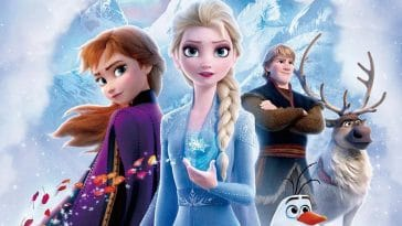Frozen 2 tops the North American box office for the third weekend in a row 19