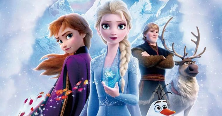 Frozen 2 tops the North American box office for the third weekend in a row 10