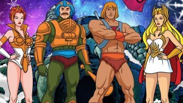 Netflix is producing a new He-Man and the Masters of the Universe series 24