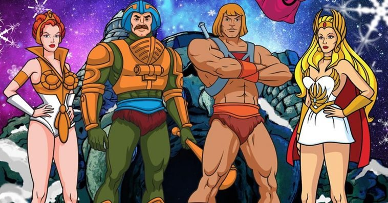 Netflix is producing a new He-Man and the Masters of the Universe series 12