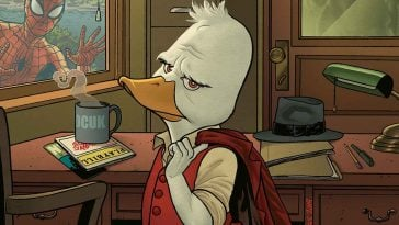 Kevin Smith's Howard the Duck Marvel series is still moving forward at Hulu 13