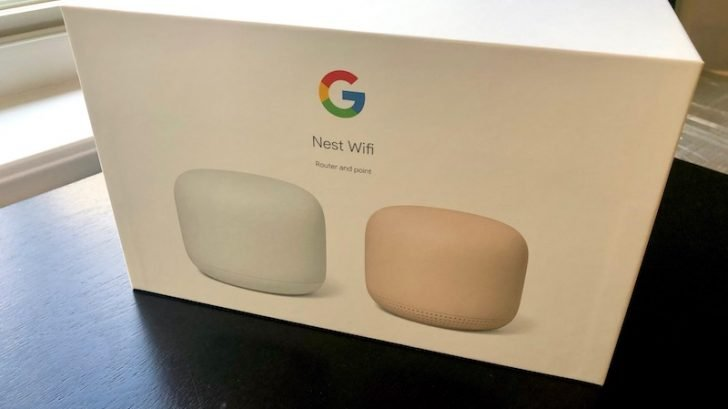 Google Nest Wifi router and point review 16