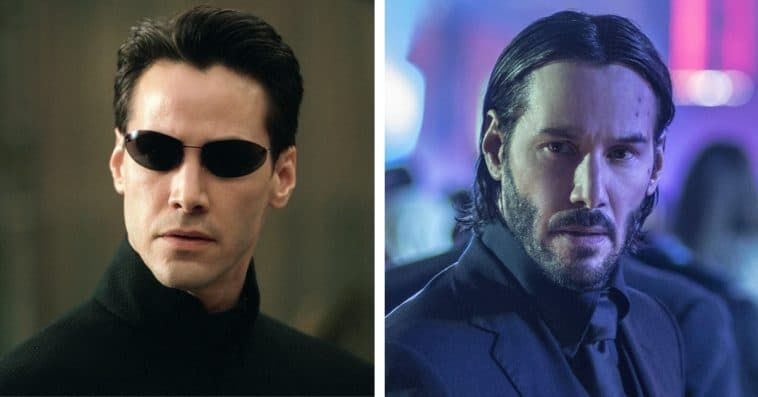 Keanu Reeves' The Matrix 4 and John Wick: Chapter 4 are slated to open on the same day 13