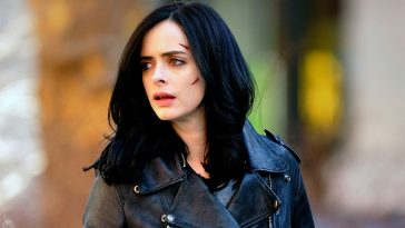 Krysten Ritter's Jessica Jones will reportedly appear in Captain Marvel 2 11