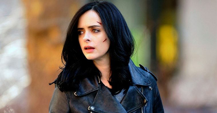 Krysten Ritter's Jessica Jones will reportedly appear in Captain Marvel 2 13