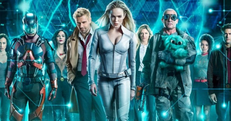 Crisis on Infinite Earths is a prequel to Legends of Tomorrow Season 5 12