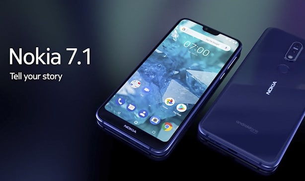 Android 10 rolls out for the Nokia 7.1 11