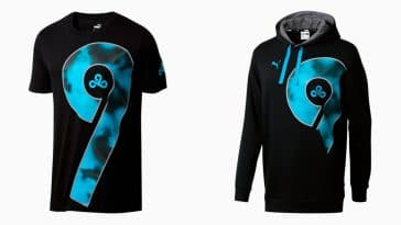 The Puma x Cloud9 apparel collection adds a new line of tees and hoodies 15