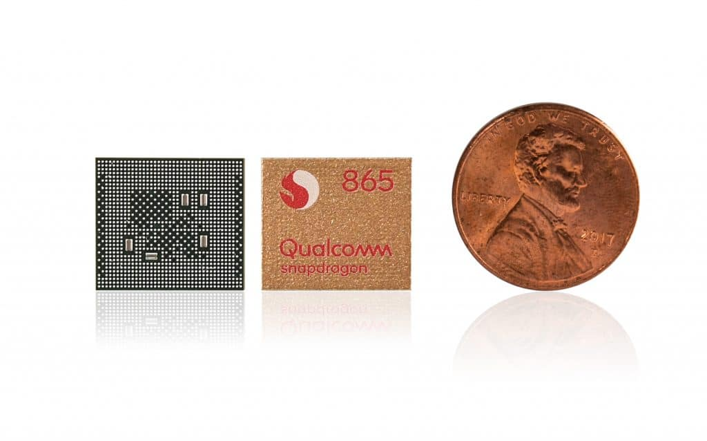 Qualcomm takes the wraps off of their 865 Snapdragon mobile chipset 12