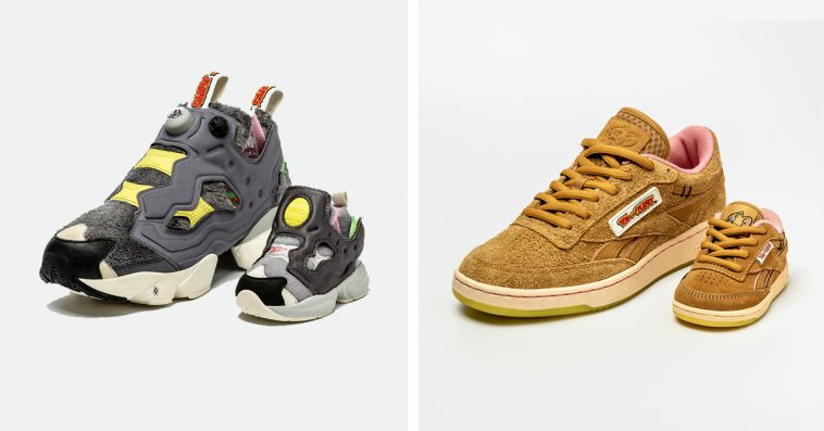 Reebok's wacky Tom and Jerry collection will bring out the kid in you 11