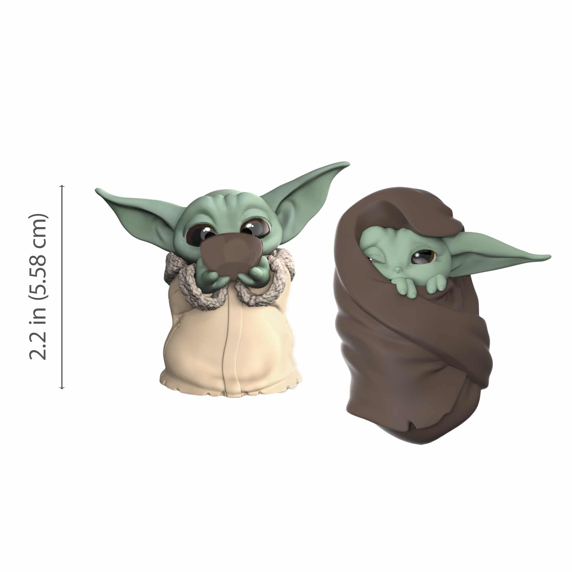 Hasbro's first Baby Yoda toys are here and they're freaking adorable 13