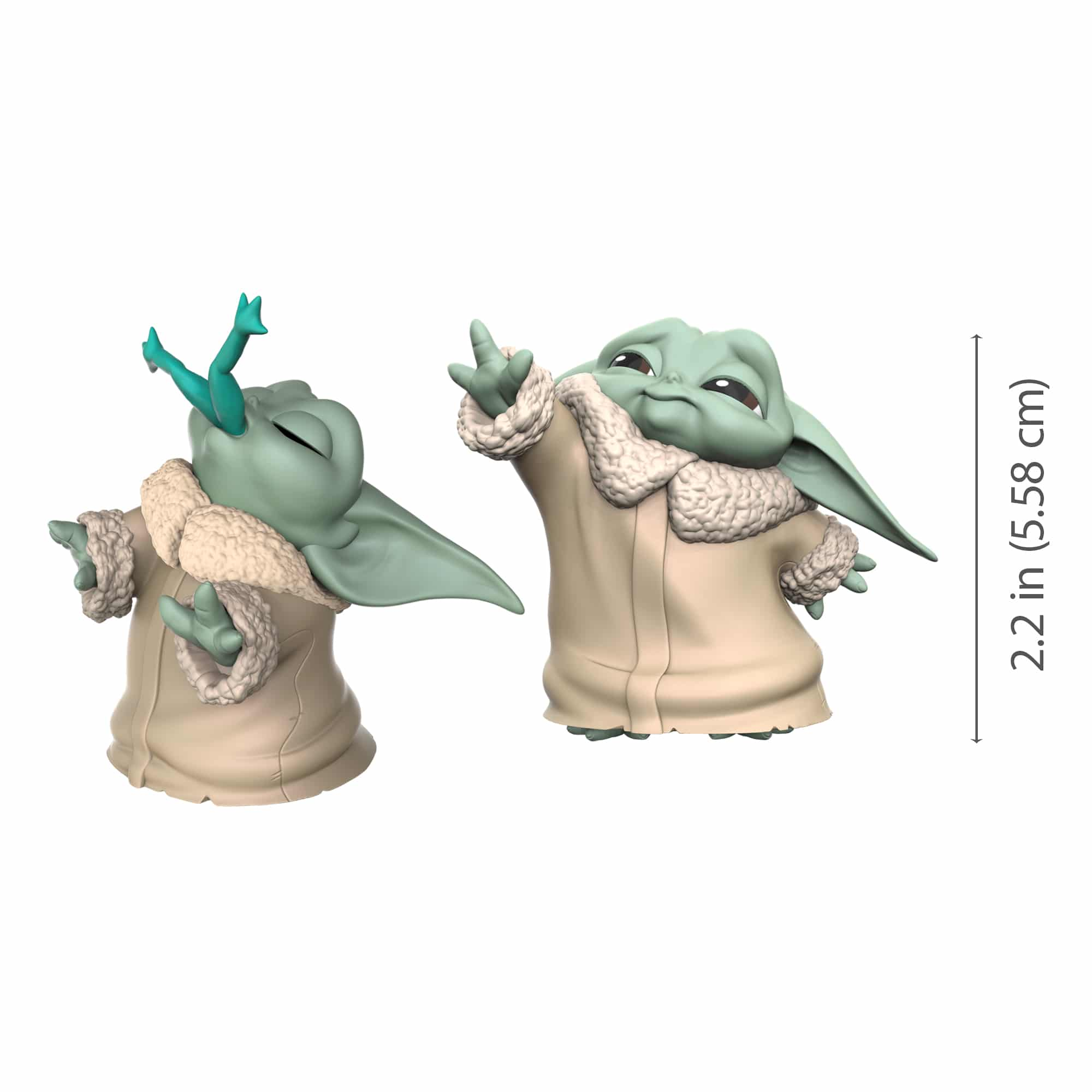 Hasbro's first Baby Yoda toys are here and they're freaking adorable 15