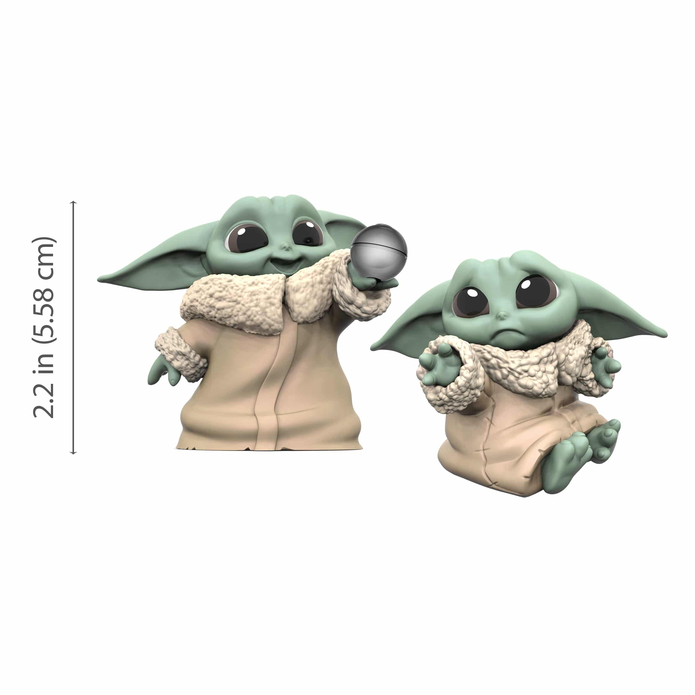 Hasbro's first Baby Yoda toys are here and they're freaking adorable 19