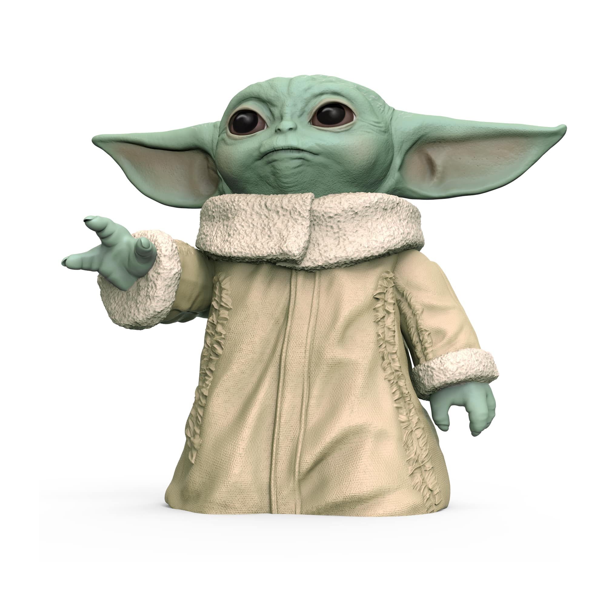 Hasbro's first Baby Yoda toys are here and they're freaking adorable 22