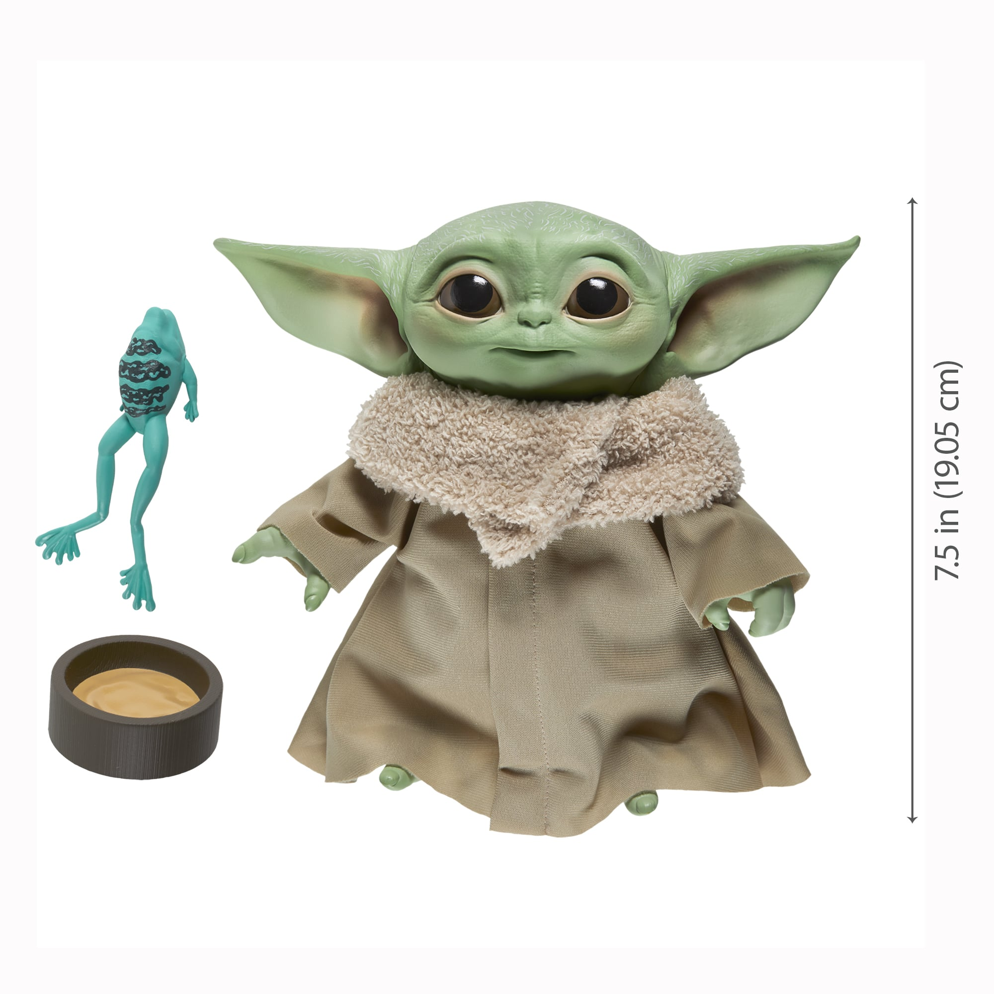 Hasbro's first Baby Yoda toys are here and they're freaking adorable 12