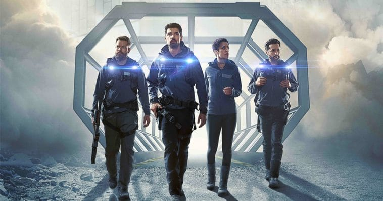 The Expanse Season 4 is available to stream now on Amazon Prime 12