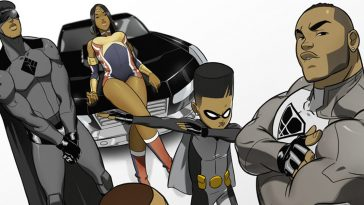 50 Cent is producing a Trill League animated series for Quibi 11
