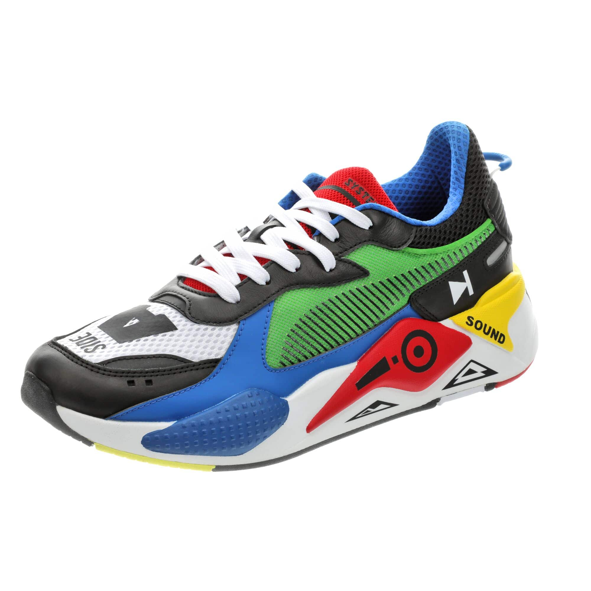 The Puma x Alexander John RS-X Mixtape sneakers are now on sale 14