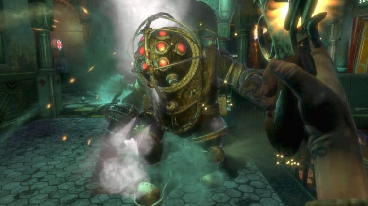 A new Bioshock game is being made 10