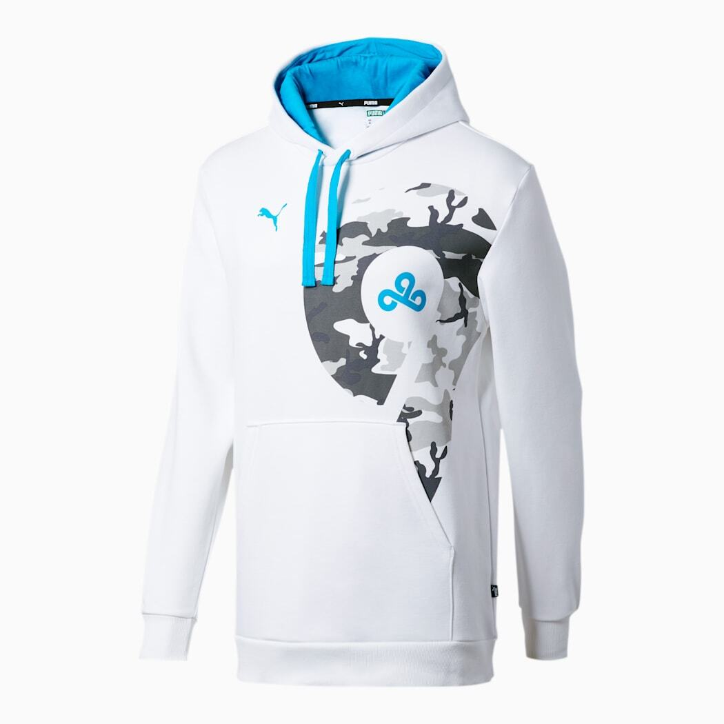 The Puma x Cloud9 apparel collection adds a new line of tees and hoodies 20