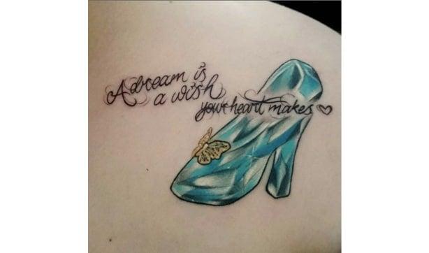 20 Badass Disney princess-inspired tattoos 10