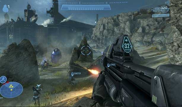 Halo: Reach makes a widely successful PC debut on Steam 13