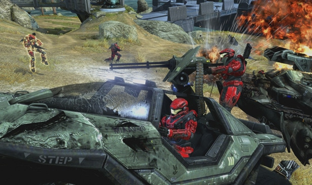 Halo: Reach makes a widely successful PC debut on Steam 14
