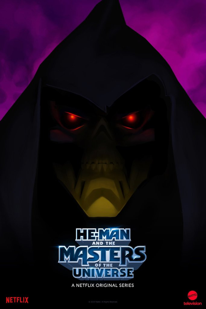 Netflix is producing a new He-Man and the Masters of the Universe series 14