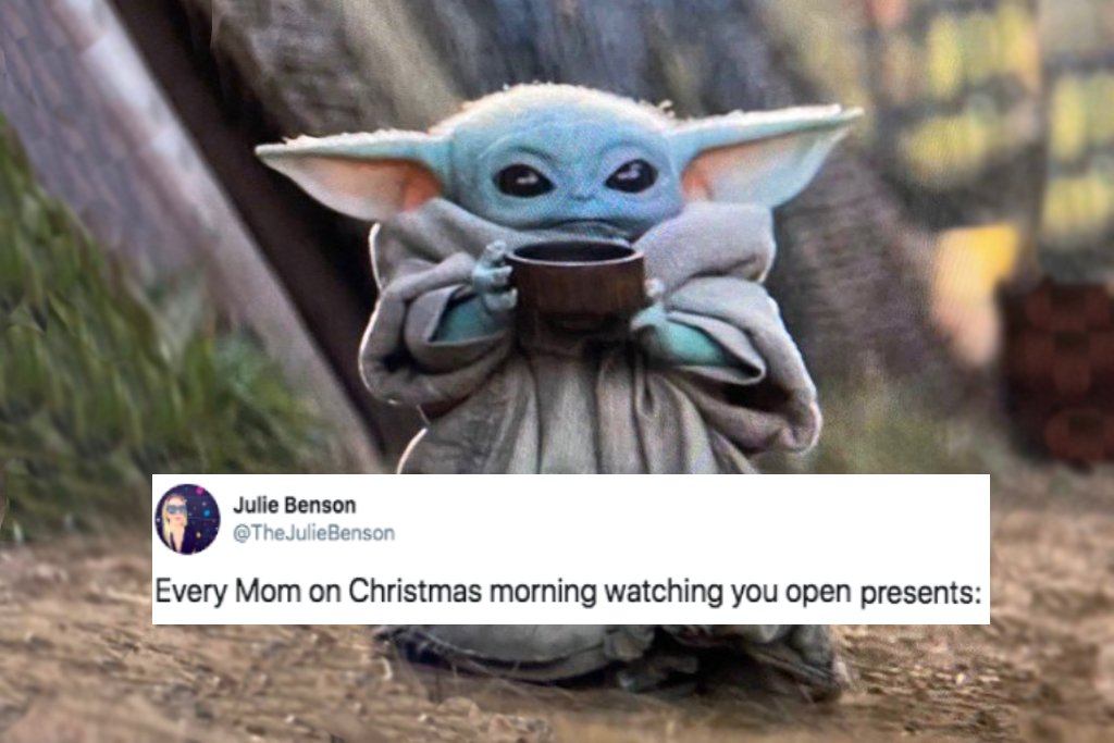 These adorable memes prove that Baby Yoda is the cutest thing you've ever laid eyes upon 15