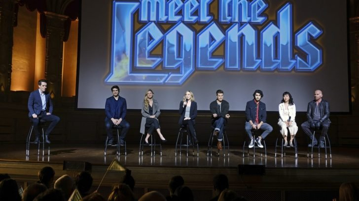 Legends of Tomorrow gets an early Season 6 renewal from The CW 16