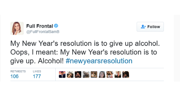 Hilarious New Year's resolutions that will make you LoL 15