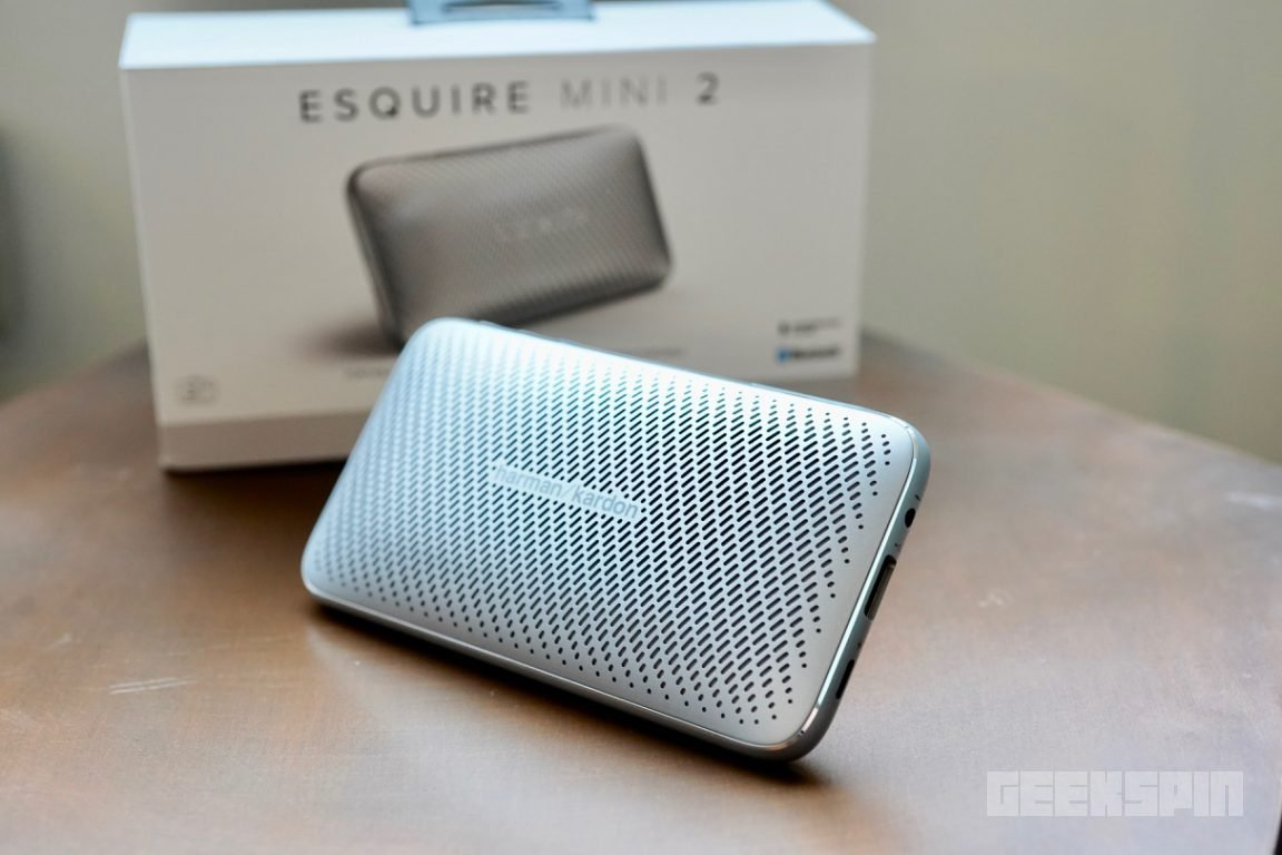 HK Esquire Mini 2 review: A luxe and pocketable Bluetooth speaker 12