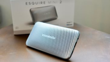 HK Esquire Mini 2 review: A luxe and pocketable Bluetooth speaker 15