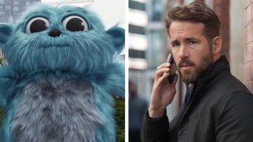 Ryan Reynolds exists in the Arrowverse and he's set to star in a Detective Beebo movie 20