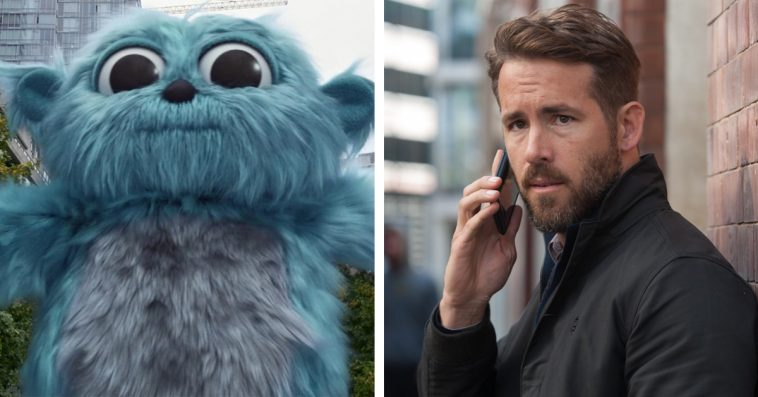 Ryan Reynolds exists in the Arrowverse and he's set to star in a Detective Beebo movie 14